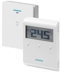 Termostat de camera RDD100.1RFS